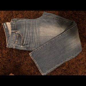 Old navy bootcut jeans size 16. Worn once
